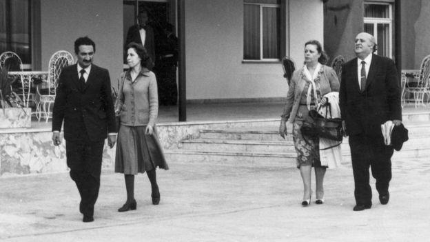 12 Eylül 1980 darbesi günü, Bülent Ecevit, Rahşan Ecevit, Nazmiye Demirel, Süleyman Demirel