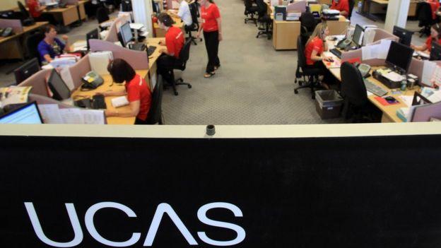 Ucas office