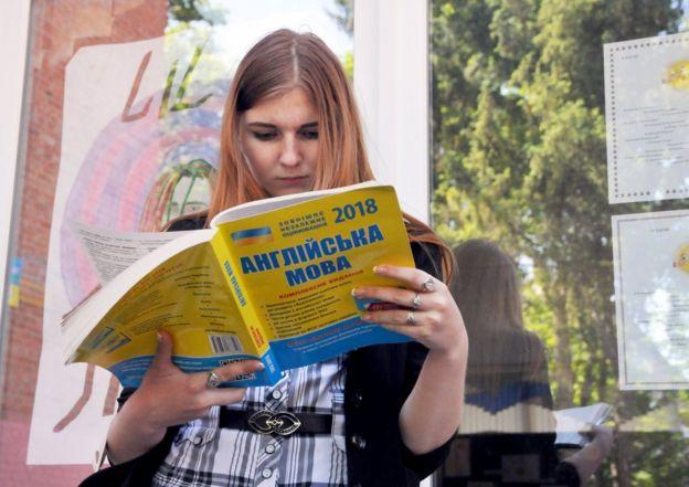 Вперше аудіювання під час ЗНО з іноземних мов випробували у 2018 році