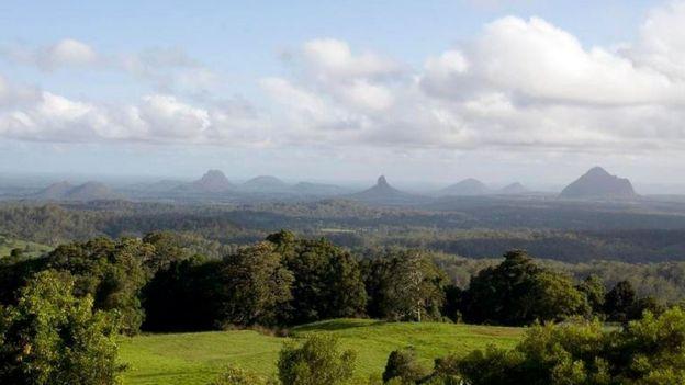 Queensland landscape