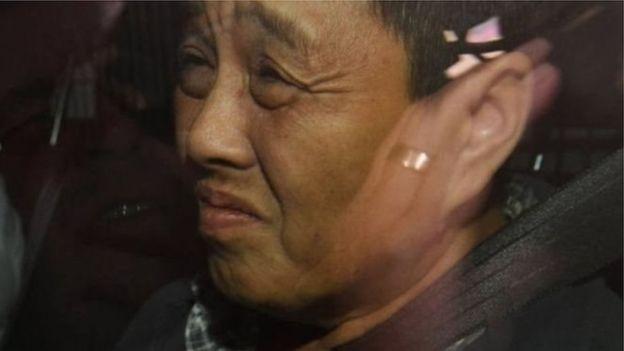 Cảnh sát tìm thấy DNA của bà Trinh trên một chiếc kim khâu lấy ra từ một quả dâu tây