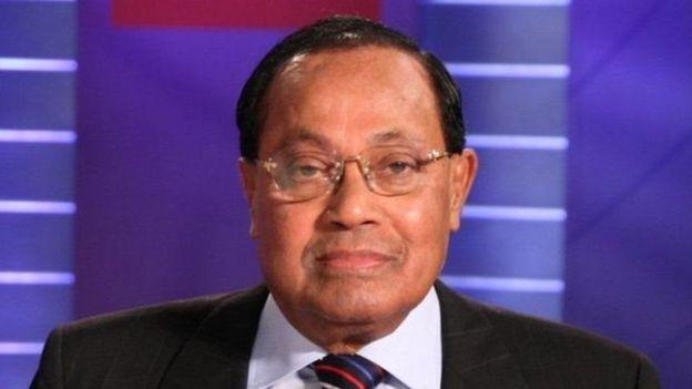 মওদুদ আহমেদ, বিএনপির স্থায়ী কমিটির সদস্য।