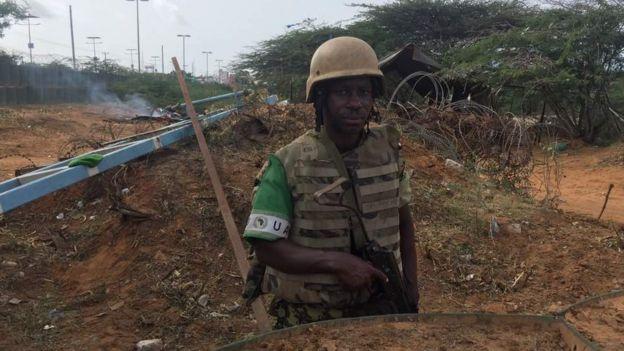 Gahayr waxay saldhig u ahayd ciidammada Burundi oo hadda u guuri doono Jowhar