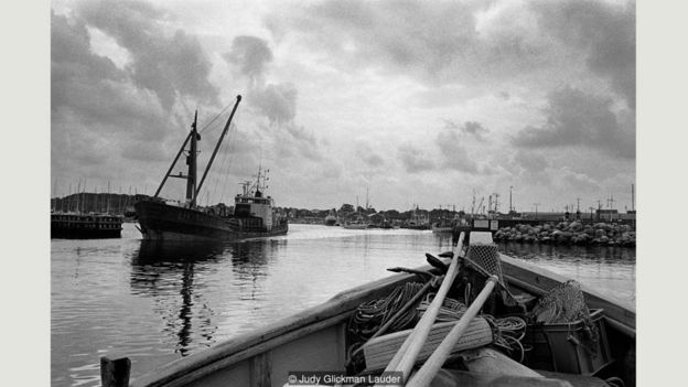 El puerto de Gilleleje
