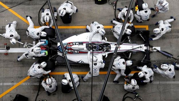 Como Logran Los Equipos De F1 Tardar Menos De Dos Segundos En