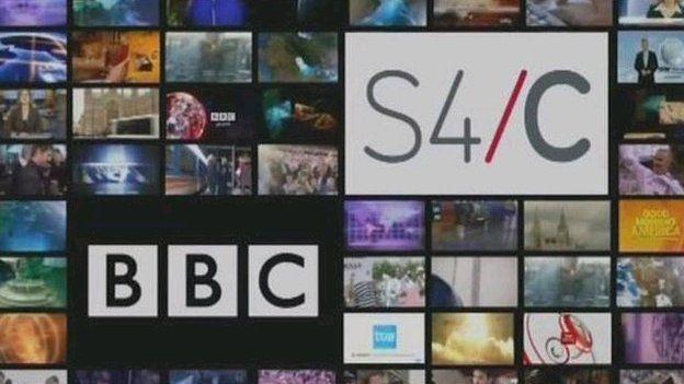 Sut fydd y berthynas rhwng y BBC ac S4C yn yr hinsawdd newydd?