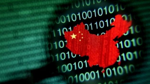 中国网络技术