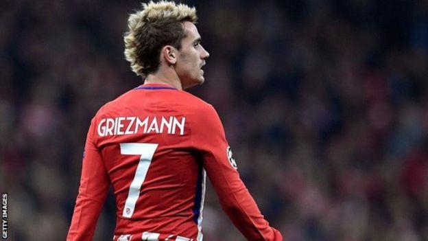 Atletico Madrid inasema hakuna aliyewasilisha ombi kumuulizia Antoine Griezmann