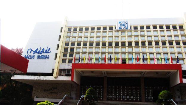 Nhà hát Hòa Bình được cho là công trình văn hóa duy nhất xây mới ở TPHCM sau 1975