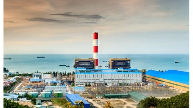 Việt Nam sẽ cho xây một nhà máy nhiệt điện trị giá 2,2 tỉ USD tại Vũng Áng