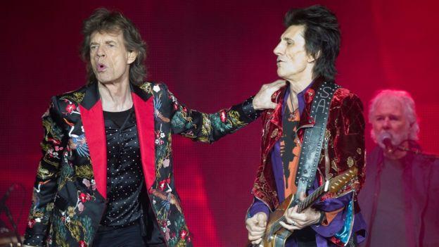 Скандал в Гамбурге из-за бесплатных билетов на Rolling Stones