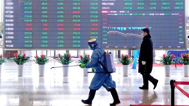 Şanghay hisse senetleri piyasası