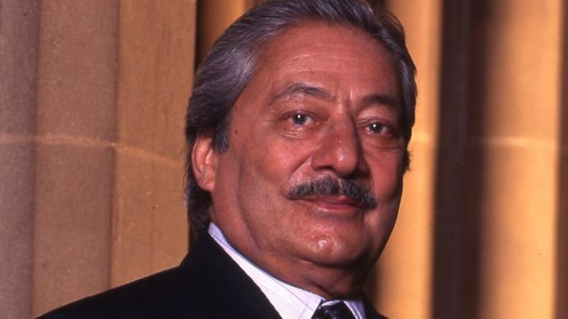 Saeed Jaffrey Saeed Jaffrey obituary Indian star who enjoyed global fame BBC News