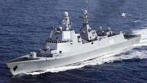 055驅逐艦
