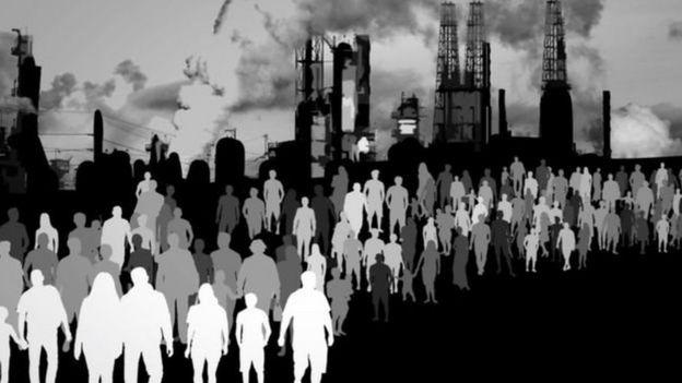 بڑھتی آبادی