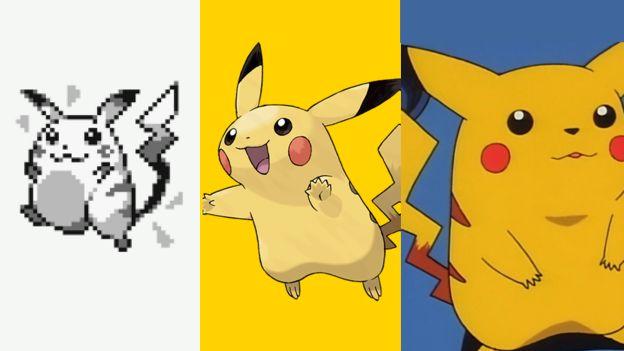 Detective Pikachu Gross Furry Pokemon Divides Fans Bbc News