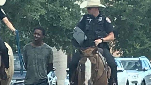 شرطة ولاية تكساس تعتذر عن