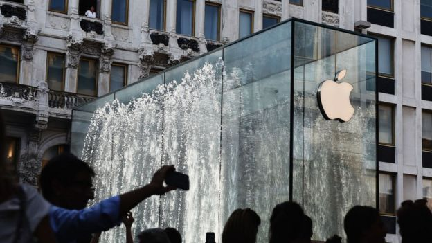 Apple is about to become the world's first trillion dollar company