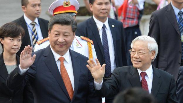 Việt Nam - Trung Quốc