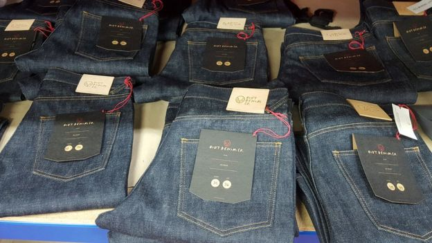 How A Welsh Jeans Firm Became Cult Global Brand