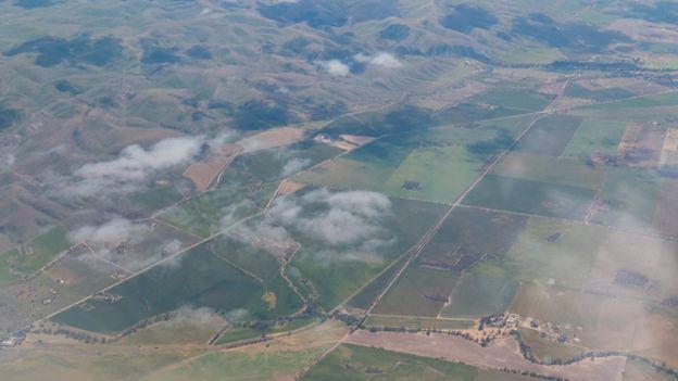 Tierras de cultivo de Perú