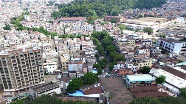 مدينة زونغشان الصينية