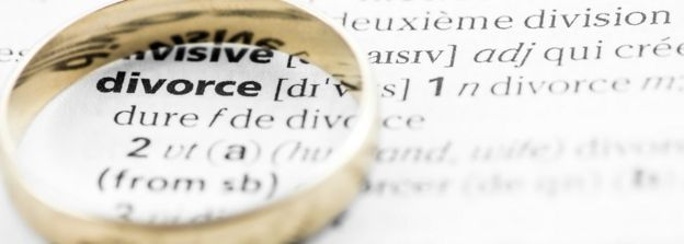 The financial implications of divorce bbc news divorce dictionary definition below a wedding ring solutioingenieria Gallery