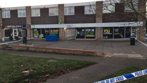 Ram-raids: Ipswich, Brantham and Combs Ford shops hit - BBC News