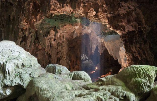 Cueva Callao