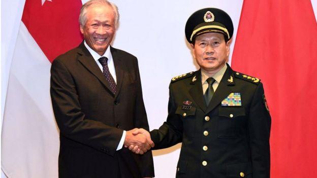 Bộ trưởng Quốc phòng Trung Quốc Ngụy Phượng Hòa