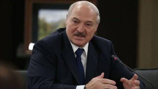 Belarus prezidenti Aleksnadr Lukaşenko