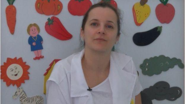 Nutricionista Mariana Ravagnolli, do Cren
