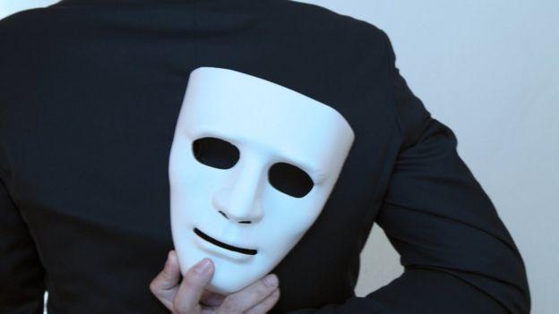 Máscara.