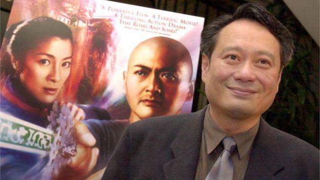 Ang Lee - Kaplan ve Ejderha