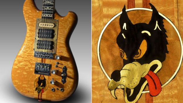 Grateful Dead Jerry Garcias Guitar Sale Raises 3m For Charity