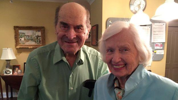 Herny Heimlich y Patty Ris