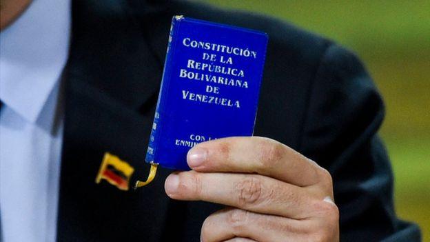 Венесуэльскую конституция
