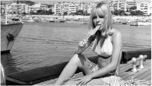 France Gall incarnait la chanson populaire française des années 1960.