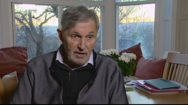"Dr Richard Simpson said he was ""shocked"" by the cuts"