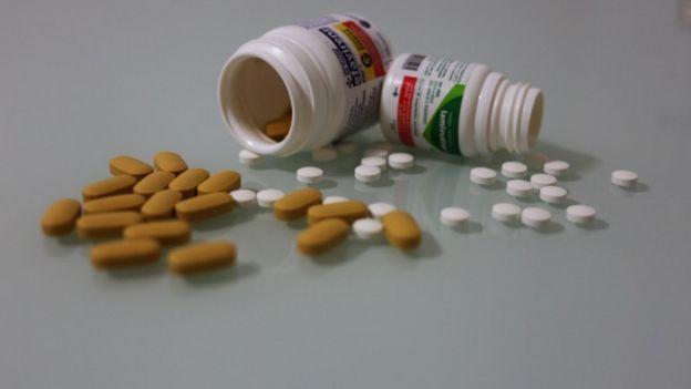Remédios para vírus do HIV