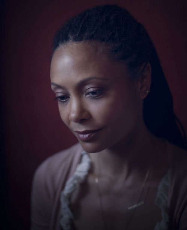 Image result for thandie newton black is the new black