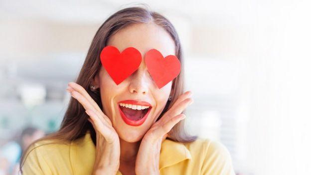 Mujer enamorada