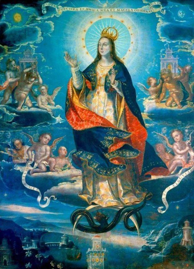 Inmaculada Concepción, de Baltazar de Echave Ibia
