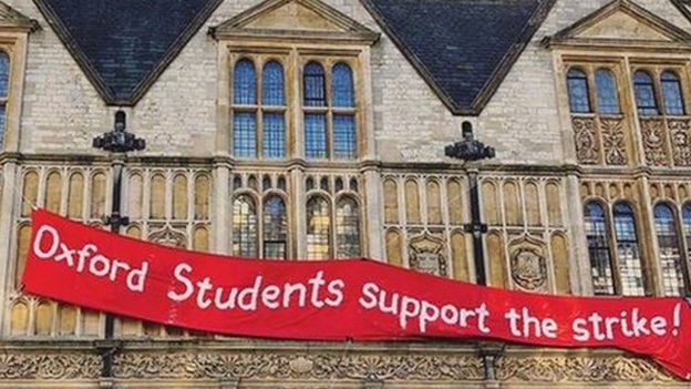University Exams Could Be Hit By New Strike Action BBC News - Carrelage piscine et tapis duster