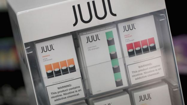 Juul packets