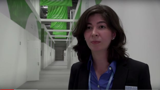 Clarissa Costalonga e Gandour, economista, foi convidada a integrar a equipe do governo Bolsonaro