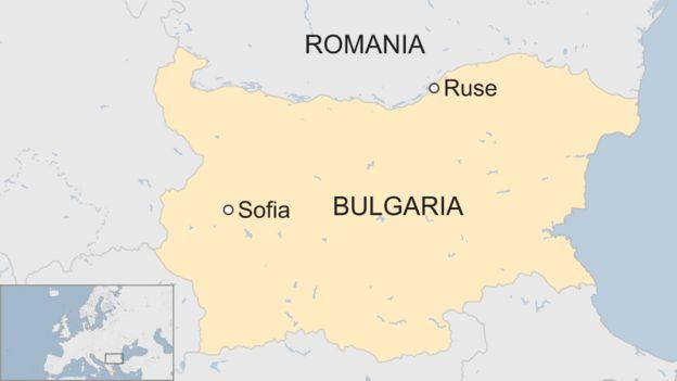 Viktoria Marinova Man Quizzed Over Bulgaria Presenter Murder Bbc News