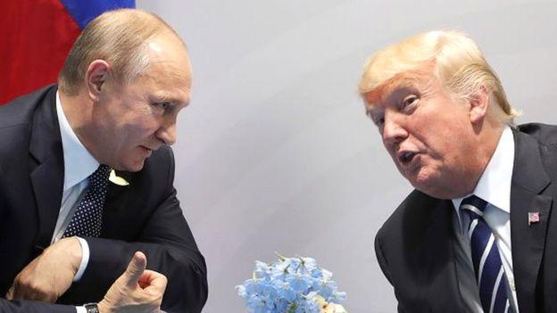 Cette décision de Moscou a été prise en représailles à des votes du Congrès américain, qui a décidé d'imposer de nouvelles sanctions économiques à la Russie.