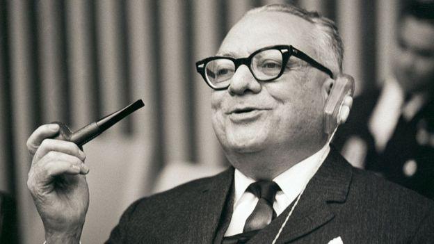 Rómulo Betancourt.