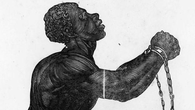 Imagen de un esclavo